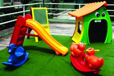 Play ground cara maluca