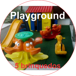 Playgraound casa Encantada